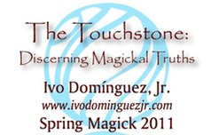 Touchstone graphic